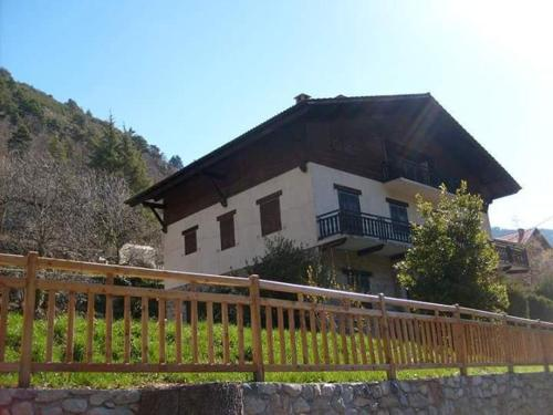 Chalet Airaudi : Appartement proche de Bairols