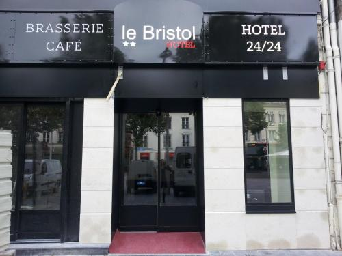Hotel The Originals Reims Le Bristol (ex Inter-Hotel) : Hotel proche de Thillois