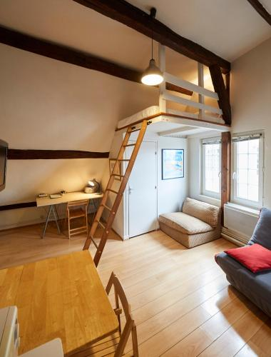 Appartement Le grand et le petit Chantault