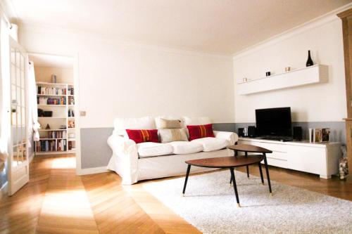 Luckey Homes - Rue Monsieur le Prince : Appartement proche du 5e Arrondissement de Paris