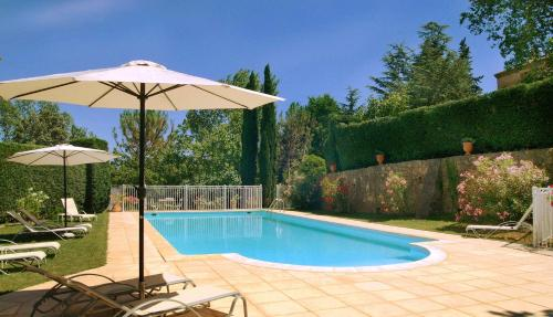 Bastide le Luget : Appartement proche de Mornas