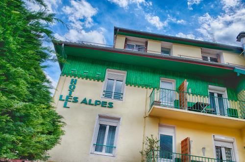 Photo Hotel Les Alpes