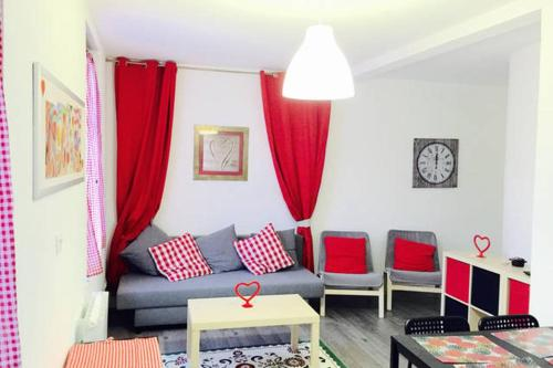 Gite Saint Florent Studio Apartment : Appartement proche d'Oberhausbergen