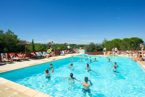 Photo Camping Sunissim Domaine de Chaussy By Locatour