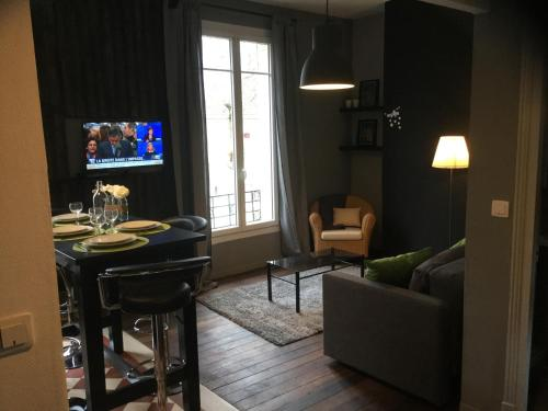 Appartement Residence Champs Bouillant