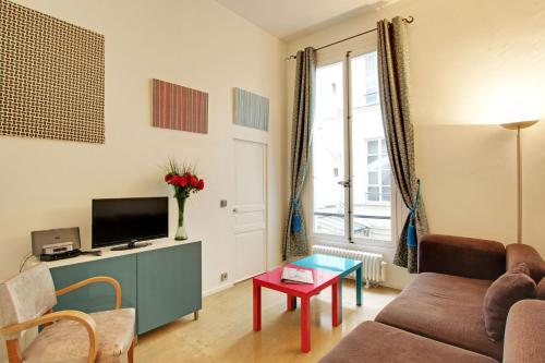 Louvre Apartments : Appartement proche du 9e Arrondissement de Paris