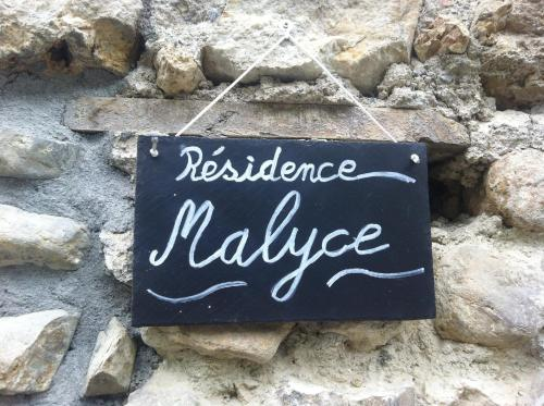 Appartement Residence Malyce