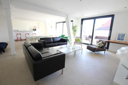 Loft Apartment Colmar City Center : Appartement proche de Hettenschlag