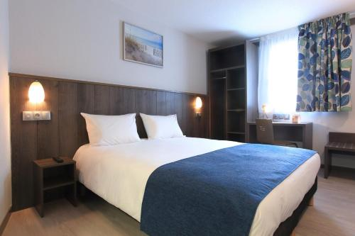 Brit Hotel Calais : Hotel proche d'Andres