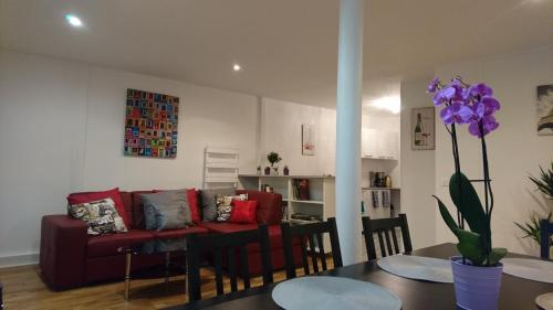 Appartement Charming Flat in Paris - Villette