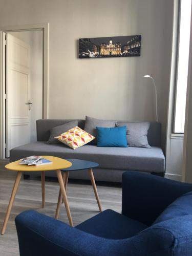 Celect'in Lyon : Appartement proche du 1er Arrondissement de Lyon