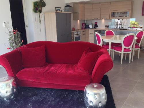 Appartement Flor'Ever en Champagne