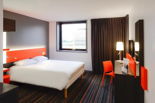 Photo ibis Styles Caen centre gare
