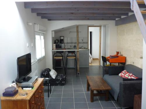 Apartment Gwendoline : Appartement proche de Villedômer