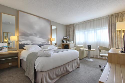 Best Western Plus Paris Orly Airport : Hotel proche d'Antony