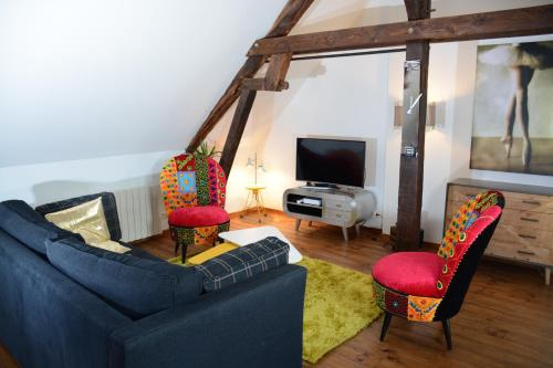 Loft en bulles : Appartement proche de Pierry