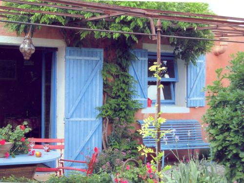 Holiday home Simiane-La-Rotonde : Hebergement proche de Banon