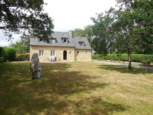 Holiday home La Plage 1 : Hebergement proche de La Forest-Landerneau