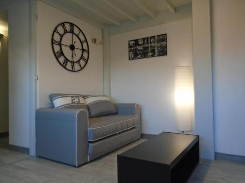 Appartement BellesRives : Appartement proche de Scye