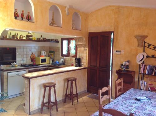 Appartement Maisonette La Pinede