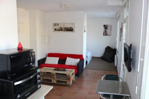 Appartement CITY BREAK LE PETIT VALENTRE : Appartement proche de Le Montat