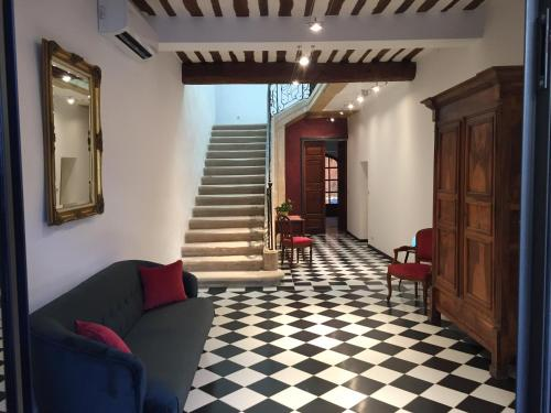 Ancienne Cure : Chambres d'hotes/B&B proche de Beauvoisin