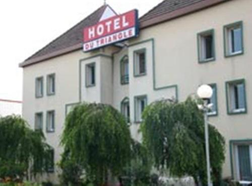 Hotel du Triangle : Hotel proche d'Ay-sur-Moselle