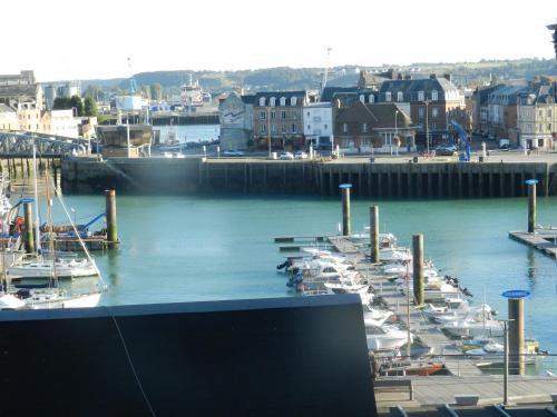 Photo Appartement vue sur le port de Dieppe