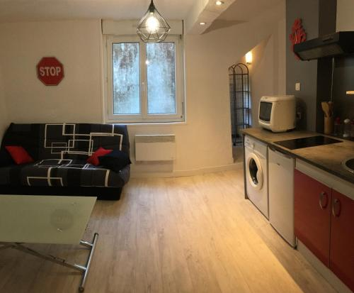 Studio Hennebont Déco London : Appartement proche de Lanvaudan