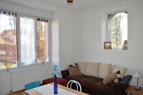 Appartement logis balnéen : Appartement proche d'Uzemain