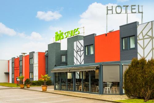 ibis Styles Rouen Val De Reuil : Hotel proche d'Ailly