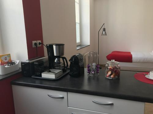 Appartement Studios Gare Saint Jean