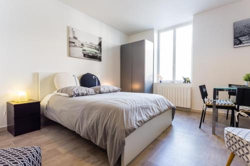 Apart By Jo : Appartement proche d'Aigremont