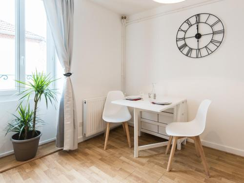 Sweet home Vichy : Appartement proche de Cusset