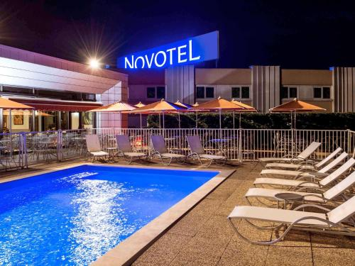 Photo Novotel Macon Nord
