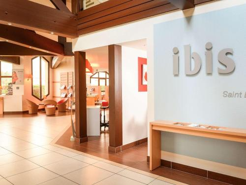 ibis Saint-Lô la Chevalerie : Hotel proche de Placy-Montaigu