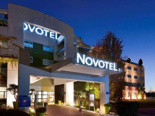 Hôtel Novotel Saint Quentin Golf National