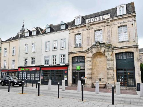 ibis Styles Amiens Cathedrale : Hotel proche de Bertangles