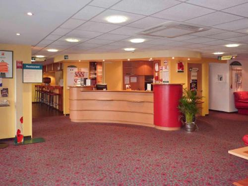ibis Laon : Hotel proche d'Eppes