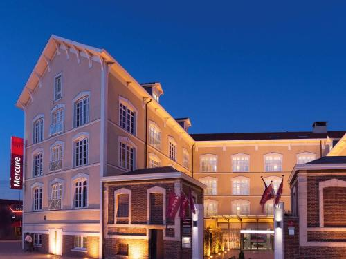 Mercure Troyes Centre : Hotel proche d'Assenay