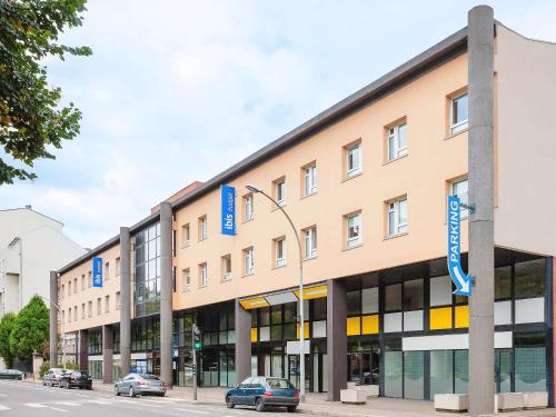 ibis budget Troyes Centre : Hotel proche de Chamoy