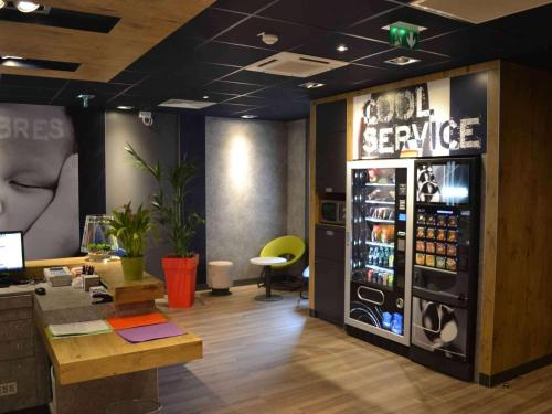 Photo ibis budget Paris Porte de Vanves