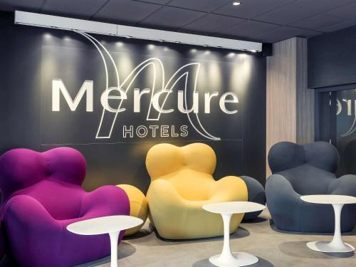 Photo Mercure Paris Alesia