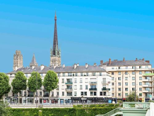 Photo ibis Styles Rouen Centre Cathedrale