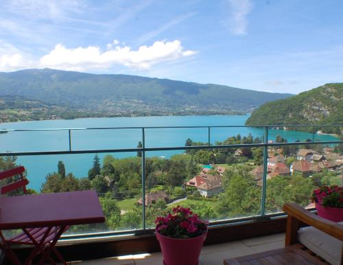 Appartement L'Hermitage a Talloires