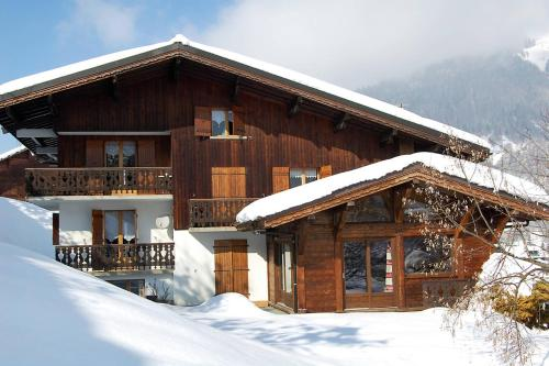 Ferienwohnung Morzine 101W : Appartement proche d'Essert-Romand