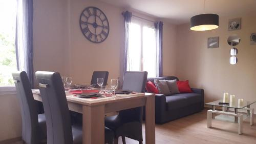 Sweet Home Dijon - Gare : Appartement proche de Val-Suzon