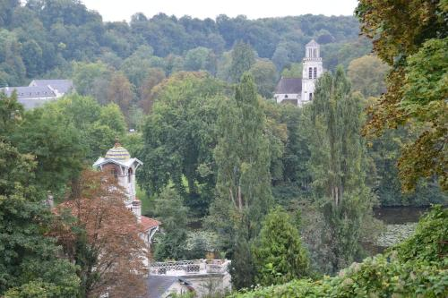 Holiday Home Castle View : Hebergement proche de Lacroix-Saint-Ouen
