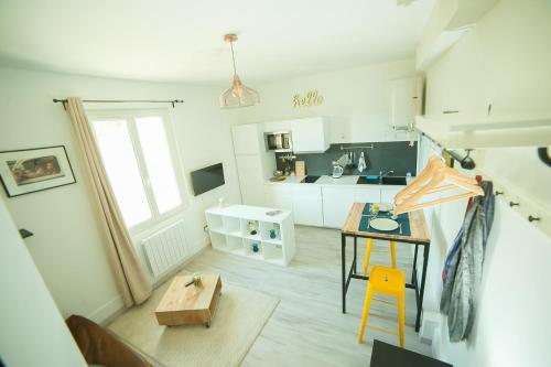 L'Industrie : Appartement proche de Drouilly