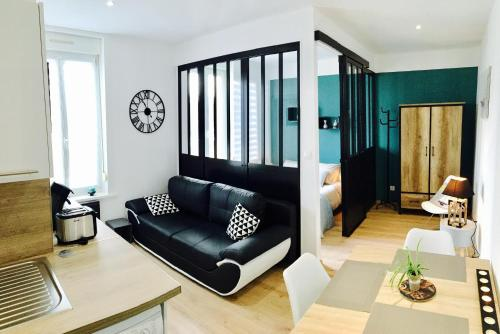 Studio le Continental : Appartement proche de Wimille